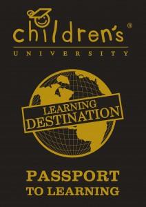 Children's University Learning Destination logo