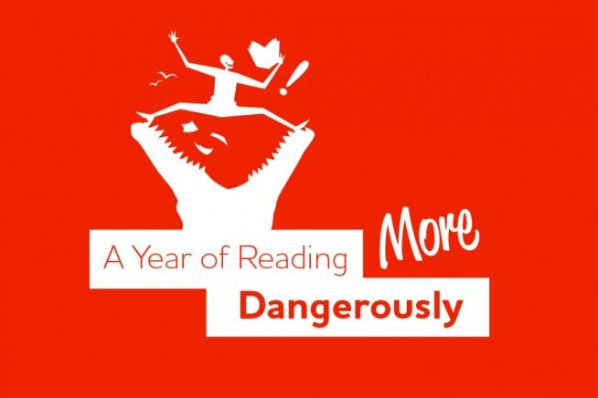 year of reading dangerously logo