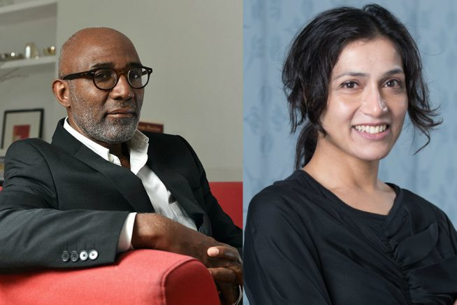 Image of Trevor Phillips and Shohini Chaudhury