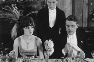 Image of 1920's murder mystery dinner