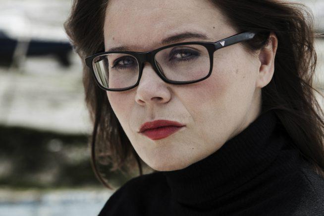 A photo of author Fiona Cummins
