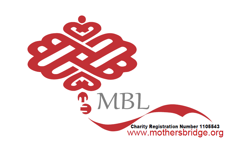 Logo for Mothers Bridge of Love project