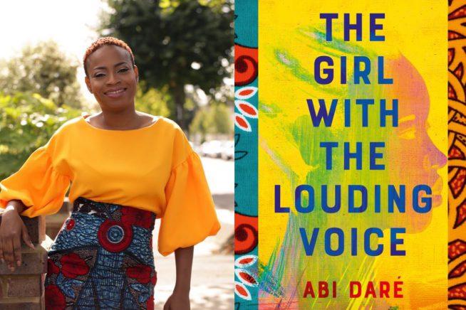 Abi Dare and cover