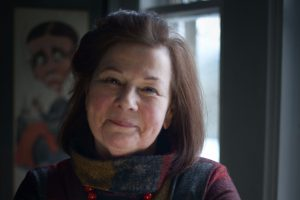 Clare Hunter