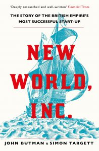 New World Inc book cover