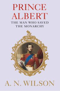 Prince Albert book cover