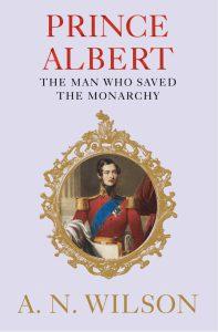 Prince Albert book cover
