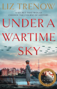 Under a Wartime Sky book cover