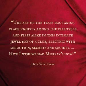 Dita Von Teese quote