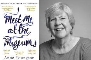 Anne Youngson and Meet me at the Museum cover