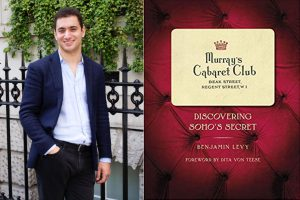 Ben Levy and Murrays Cabaret Club cover