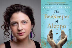 Christy Lefteri Beekeeper of Aleppo cover