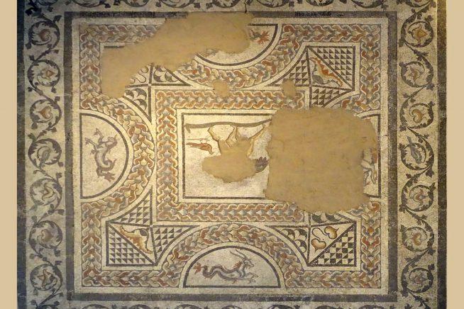 Colchester Roman Mosaic