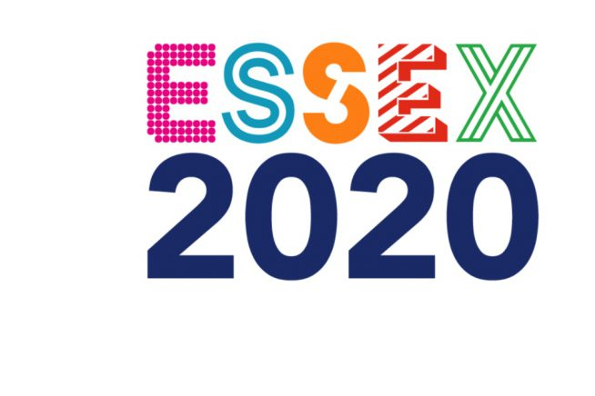 Essex 2020 logo top right