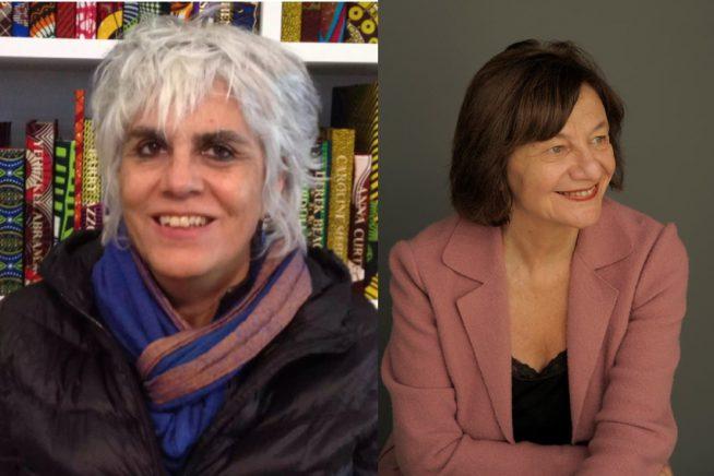 Susheila Nasta and Eva Hoffman