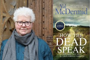 Val McDermid and Cover
