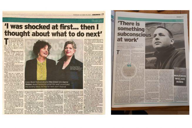 Essex Chronicle Nov20
